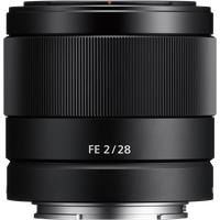 Sony 28mm F2,0 FE (SEL28F20)