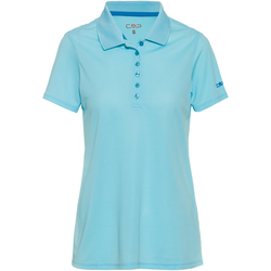 CMP Poloshirt Damen in POOL, Größe 48 POOL 48