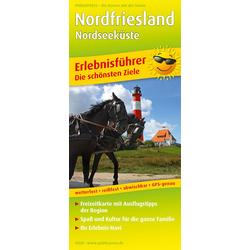 Nordfriesland - Nordseeküste 1:150 000