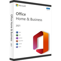 Microsoft Office Home & Business 2021