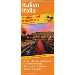 Italien Italia 1:750 000
