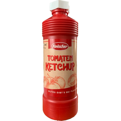 Tomaten Ketchup 425ml - Fleischer