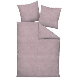 JANINE Messina 43086 gedämpftes violett (135x200+80x80cm)