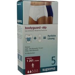 SUPRIMA Slip bodyguard 5 Gr.5 weiß 1 St