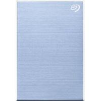 Seagate Backup Plus Slim 2 TB USB 3.0 hellblau STHN2000402