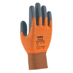 uvex phynomic X-FOAM HV Schutzhandschuh, Hochtechnologischer Handschuh im Bereich des mechanischen Handschutzes, 1 Packung  = 10 Paar, Größe: 12