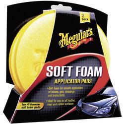 Meguiars Auftragsschwamm Soft Foam Applicator Pads 650012 2St.