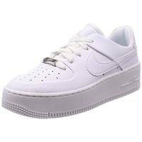 Nike Women's Air Force 1 Sage Low white/white/white 40,5