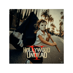 Hollywood Undead - Five (CD)
