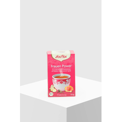 Yogi Tea Frauen Power Tee  Bio 17 Teebeutel