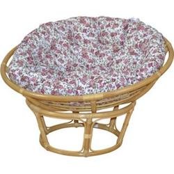 möbel direkt online Papasansessel, Durchmesser 110 cm Sessel mit Kissen