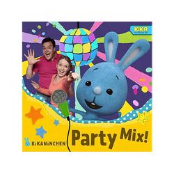 Kikaninchen - KIKANINCHEN PARTY MIX! (CD)