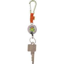 HABA Terra Kids Anhänger Schlüsselhalter, grau - grau