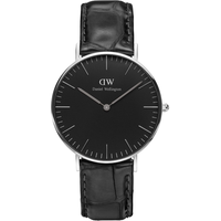 Daniel Wellington Classic Black Reading