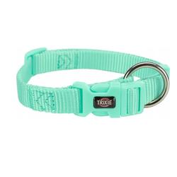 TRIXIE  Premium Halsband S: 25–40 cm/15 mm mint