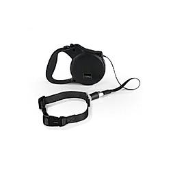 GoLeyGo Hundeleine & Halsband Vario S/M schwarz