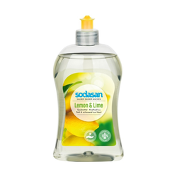 SODASAN Hand Spülmittel LEMON 500 ml