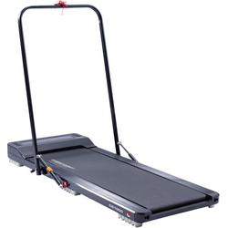 Christopeit Sport® Laufband Laufband CS 1000, ultraflach, nach dem Training leicht verstaubar