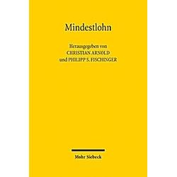 Mindestlohn - Buch