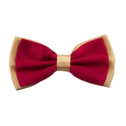 Fliege Schleife Hochzeit Anzug Smoking - champagner-bordeaux