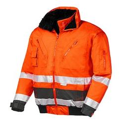 teXXor® Herren Arbeitsjacke VANCOUVER orange Größe L