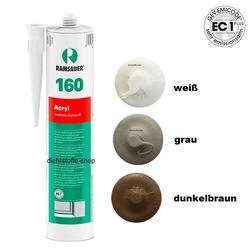 Ramsauer 160 Acryl 1K Acryl Dichtstoff 310ml Kartusche