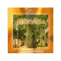 Guru Atman - Ayurveda Music In The Rhythm Of Joy (CD)