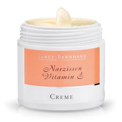 Narzissen-Vitamin-E-Creme