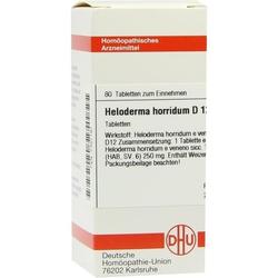 HELODERMA HORRIDUM D12