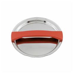 Fissler Topfdeckel Magic Line Metalldeckel Rot 20 cm rot