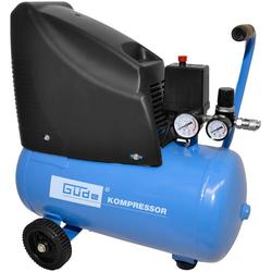 GÜDE Kompressor 220/08/24 ölfrei, 230 V blau