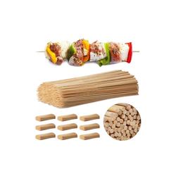 relaxdays Schaschlikspieße Schaschlikspieße aus Bambus 5000 Stück