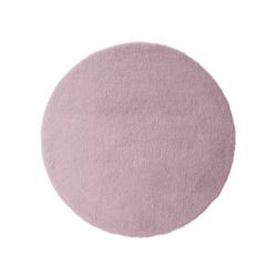 Teppich weiche Microfaser lila ca. 60/90 cm