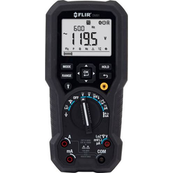 FLIR DM91 Hand-Multimeter Datenlogger CAT IV 600 V, CAT III 1000V