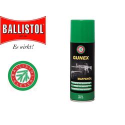 Gunex 2000 Waffenöl, Spray 200 ml
