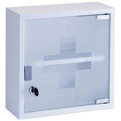 Zeller Present Medizinschrank Medizin Breite 30 cm weiß
