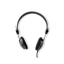 nedis On-Ear-Kopfhörer mit Kabel HiFi-Kopfhörer