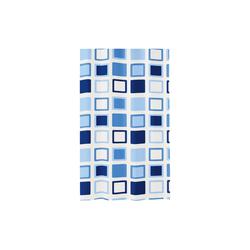 Kleine Wolke Duschvorhang Clipper in azur, 180 x 200 cm