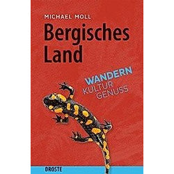 Bergisches Land. Michael Moll  - Buch