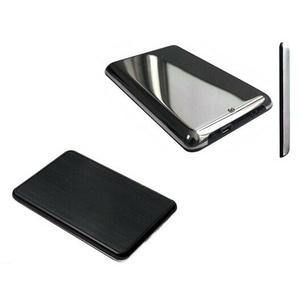 """512 GB 2,5"""" SSD extern Festplatte + ALU Gehäuse LED USB 3.0 2.0 METALL Gehäuse"""
