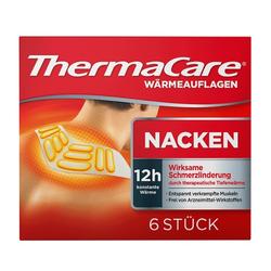 THERMACARE Nacken/Schulter Auflagen z.Schmerzlind. 6 St