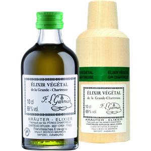 Chartreuse Elixir Végétal 0,1 l
