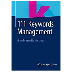 111 Keywords Management - Buch