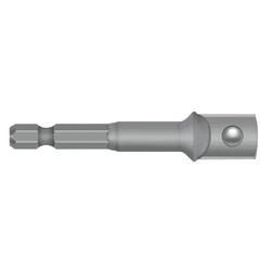 Matador Adapter für Bohrmaschine, 12,5 (1/2) x 6,3 (1/4) 40850001