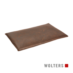 Wolters Senator Reise Matratze antik-braun, Größe: L