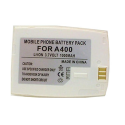 Akku für Samsung A400, weiss
