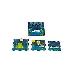 Schichtenpuzzle Froschkönig (Kinderpuzzle)