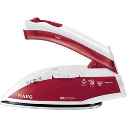 AEG DBT800 Reisebügeleisen Rot, Weiß 800W