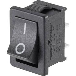 Wippschalter Mini-Wippenschalter MRS-101-C3 1xEin 1St.