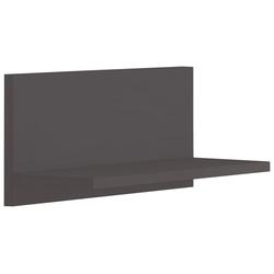 wiho Küchen Wandboard Flexi2, Breite 50 cm grau